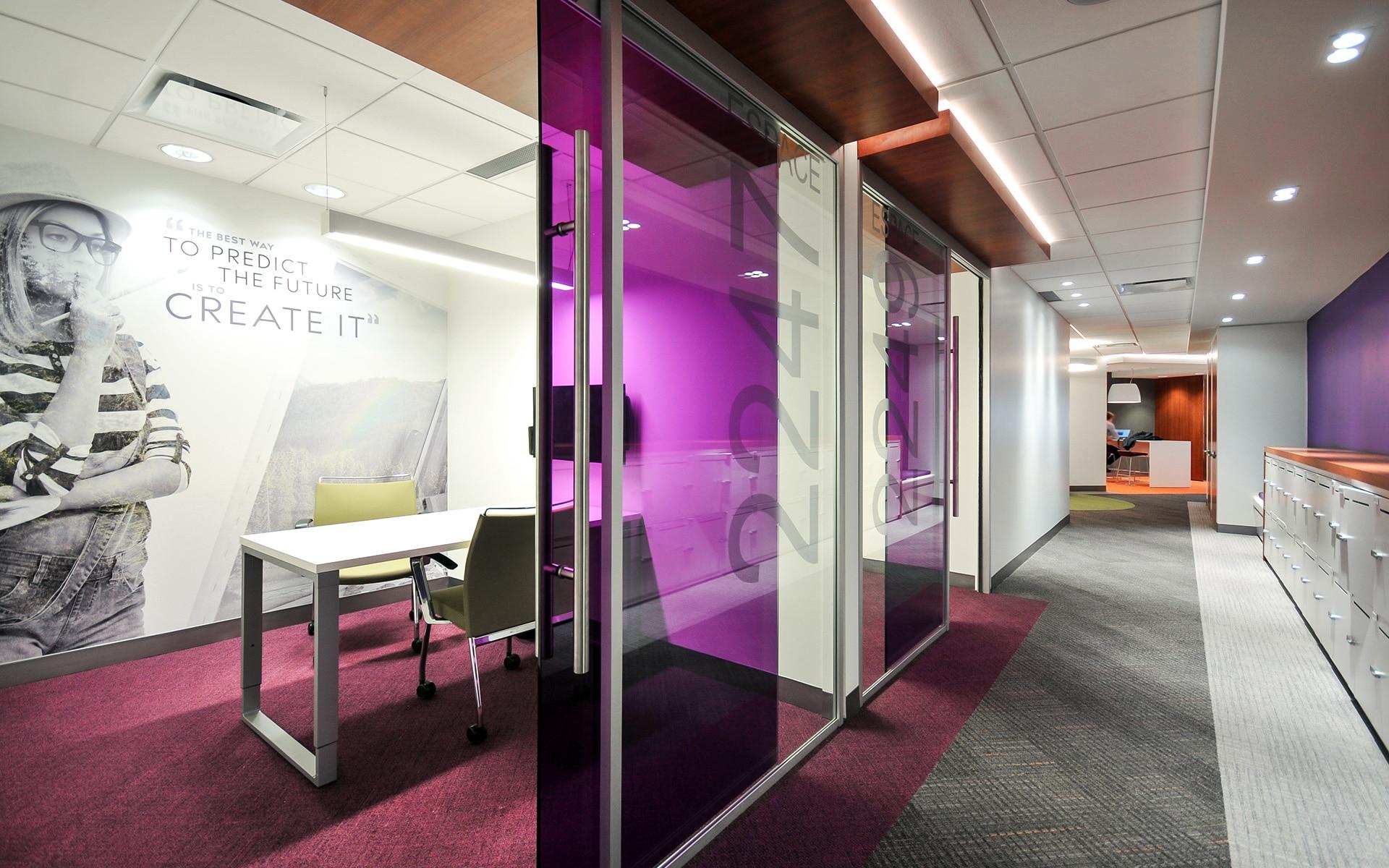 Bureaux de Raymond Chabot Grant Thornton à Montréal par VAD Designers